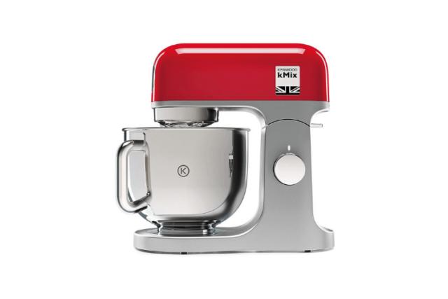 Le Robot pâtissier Kenwood kMix, peut-être le meilleur robot pâtissier