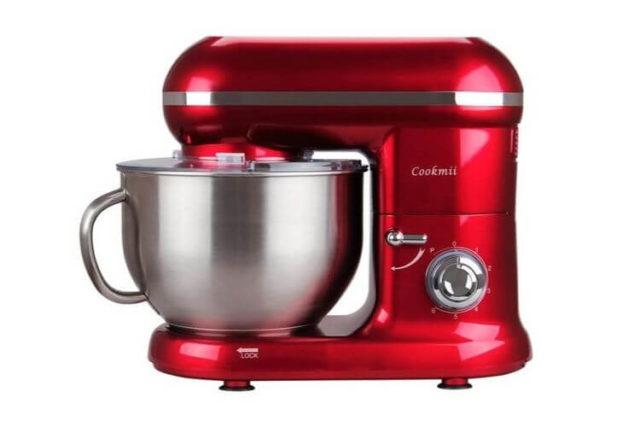 Le robot pâtissier Cookmii SM-1301N, un robot de cuisine idéal!