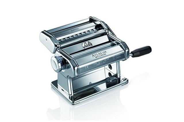 La Marcato Atlas 150 machine à pâte : classique, manuelle et moderne !