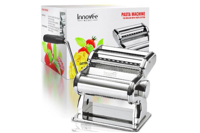 Innovee COMINHKPR117674 : pourquoi préférer cette machine à pâtes à un modèle électrique?