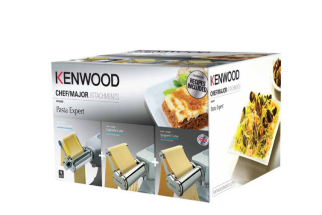Le Kenwood MA830 Kit Accessoire Pasta Expert est-il facile à utiliser?
